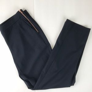 Kit+Ace around the bend EUC navy trousers